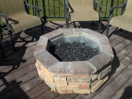 Images Of Firepits Fireplace Firepits With Wood Deck And Iron Armchairs Plus