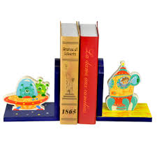 Dragon Bookends Outer Space Bookends Fantasy Fields Teamson Romantic Flair