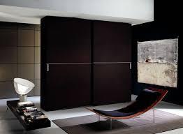Bedroom Wardrobe Doors Designs Awesome Brown Sliding Door Wardrobe Designs For Bedroom Italian