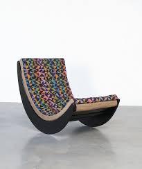 Relaxer Chair Verner Panton Relaxer 2 Rocking Chair Rosenthal Furniture