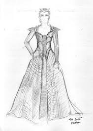 snow white and the huntsman costume designs of the evil queen