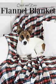 Dog Blankets For Sofa by 35 Creative Diy Throws And Blankets Diy Joy