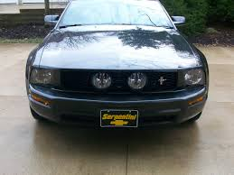 2007 mustang grill ford mustang forum