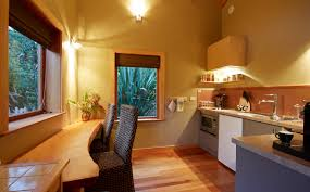 Lodge Kitchen by The Resurgence Luxury Eco Lodge Image Gallery