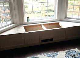 Built In Window Bench Seat Seat Bench With Storage U2013 Amarillobrewing Co