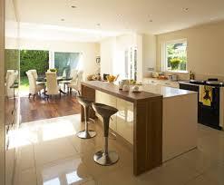 interior kitchen islands with breakfast bar for stylish kitchen