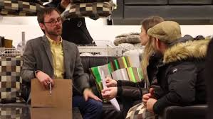 ikea comedian tyler fischer pretends to be store u0027s couples