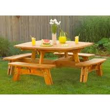 Woodworking Plans For Picnic Tables by Diy Building Plans For A Picnic Table Backyard Ideas Pinterest