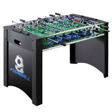 hathaway primo foosball table hathaway playoff 4 ft foosball table soccer game for kids and