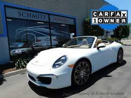 white porsche 911 convertible porsche 49 used turbo white convertible porsche cars mitula