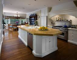 kitchens relaxed and refined traditional home kitchen design