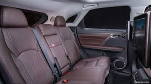 lexus hybrid 2016 2016 lexus rx 450h hybrid interior rear seats hd wallpaper 64