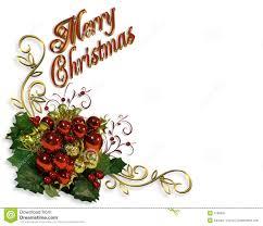 christmas card baubles christmas lights decoration