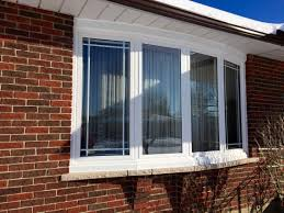 gallery before after premium plus guelph a new bow window four lites with perimeter grills on the sides