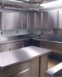Craft Metal Stainless Steel Cabinets Cabinetry Systems - Kitchen cabinets steel