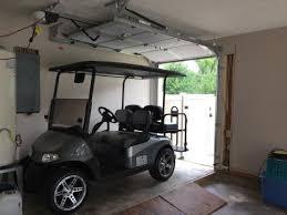 Overhead Door Company Atlanta 96 Golf Cart Garage Door Golf Cart 6x7 Steel Raised Panel