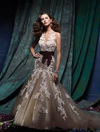 aliexpress com buy 2015 sheer white lace applique gray wedding