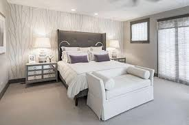 Grey And White Bedroom Decor Top  Best White Grey Bedrooms - Grey bedroom design ideas