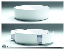 coffee table modern espresso coffee table round with seatsround