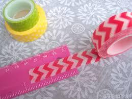 washi tape craftandrepeat