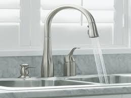 Kitchen Faucet Water Filter Kitchen Sink Faucets With Sprayers Kitchen Sink Water Faucets