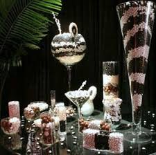Black And White Candy Buffet Ideas by 148 Best Sweet 16 Images On Pinterest Buffet Ideas Candy Table