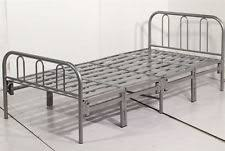 Metal Folding Bed Texas Heavy Duty Metal Folding Or Guest Bed 3ft Single With Budget