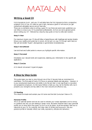 how to do good resume resume template 12 how to make the perfect for free lease inside