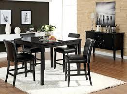black counter height table set black counter height table hartlanddiner com