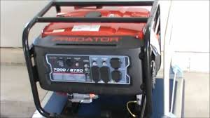harbor freight generator review youtube