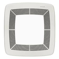 Bath Fans With Light Broan Zb110l Ultra X2 Multi Speed Series Ventilation Fan With 36