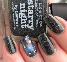 it u0027s all about the polish picture polish starry night galaxy