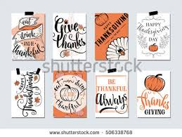 vector illustration happy thanksgiving day luxury stock vector