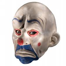scary clown halloween mask clown masks nightmare factory 1 of 2 pages