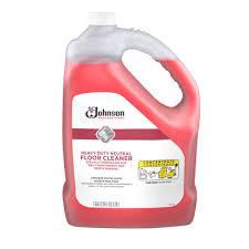 floor cleaner sc johnson professional