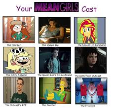 giant martini meme my mean girls cast meme by carriejokerbates on deviantart