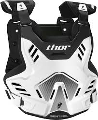 motocross protective gear thor mx sentinel gp motocross body armour white 1stmx co uk