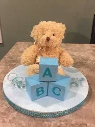 teddy centerpieces for baby shower teddy centerpiece baby shower ideas teddy