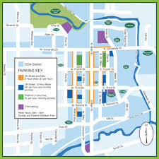 Map Of Downtown Madison Wi Parking Map U2014 Downtown Rochester Mi
