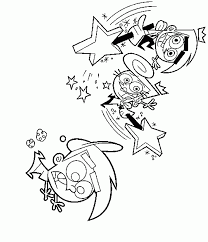 fairly odd parents coloring pages the fairly oddparents coloring