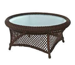 white wicker end table wicker coffee table and end tables kojesledeci com