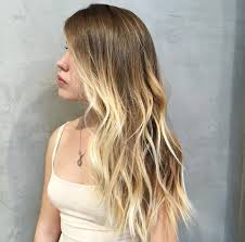 Light Blonde Balayage 40 Curly Blonde Balayage And Ombre Hair Designs Style Skinner