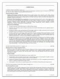 resume sample of logistics executive cover letter for internship