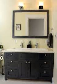Double Trough Sink Bathroom Vanity Single Trough Sink Bathroom Vanity Tsc