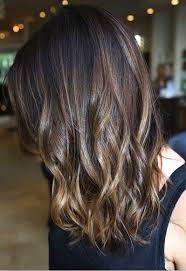 medium lentgh hair with highlights and low lights highlights lowlights hair color hairstyles for medium length