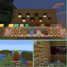 Minecraft Decoration Mod Blocks And Compressed Blocks Mods For Mcpe 0 11 X