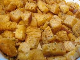 microwave croutons recipe kid u0027jays