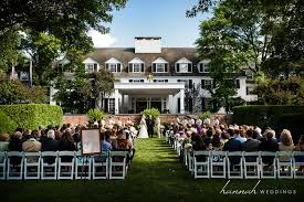 Vermont Wedding Venues Wedding Ceremony At The Woodstock Inn And Resort In Woodstock