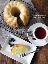 lemon pound cake with lemon glaze recipe recipes