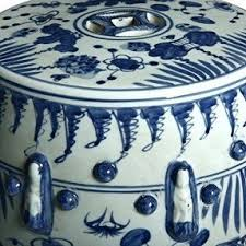 Fish Home Decor Accents Chinese Garden Stools Foter